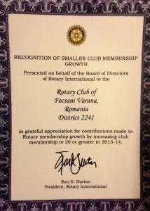 diploma pt club